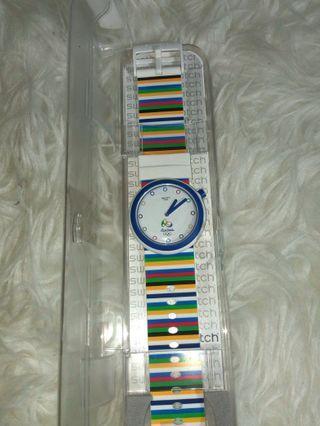 Swatch Watch Jengkol