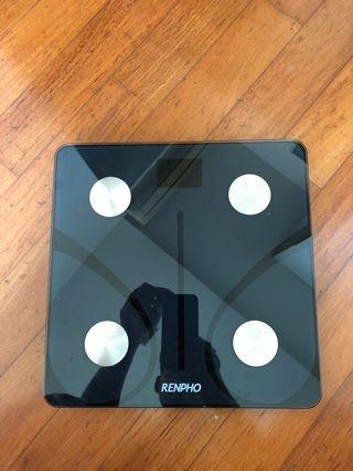Renpho body fat composition Digital Weighing Scale