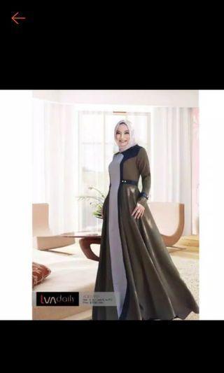 Dress LVA daily