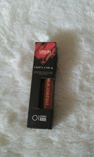 Implora urban lip cream matte