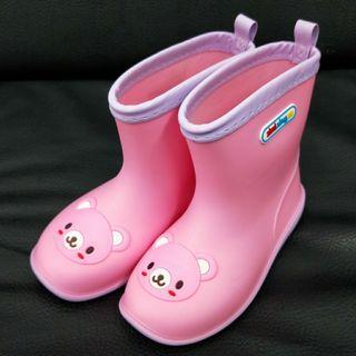 「2手童鞋」雨鞋
