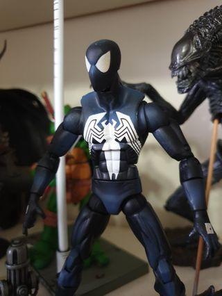 Marvel Legends Symbiote Black Spider-Man Rulk Wave