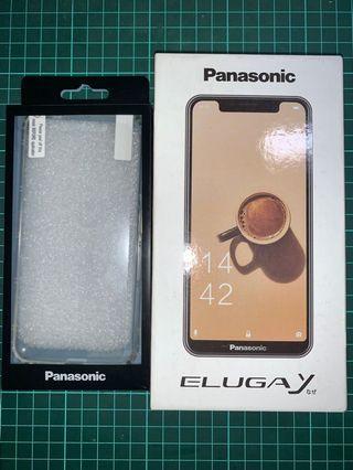 Panasonic Eiuga y 智慧型手機