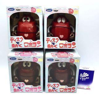 (中古) 購自日本 原裝正品 BANPRESTO 小露寶 小路寶 會走路玩具 懷舊公仔