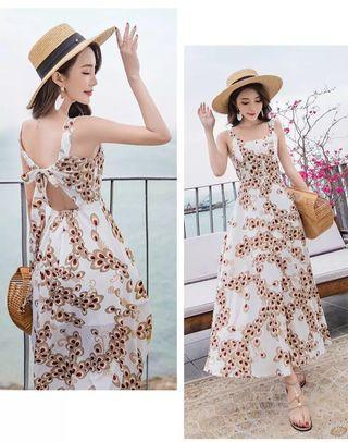 🚚 Bohemian Maxi Dress