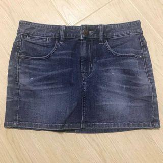 Lee 牛仔超短裙