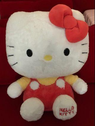 """Hello Kitty 13"""" Plush Toy"""