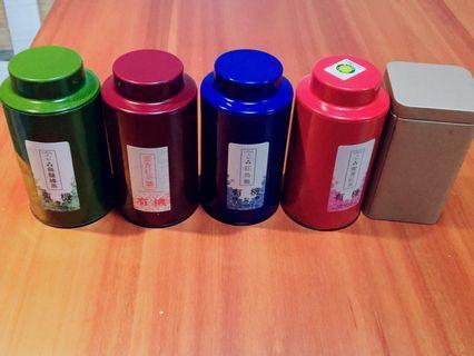 🚚 空罐子(隨意搭配)5款