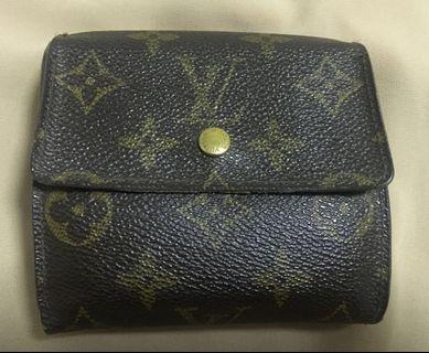 Authentic Vintage Louis Vuitton LV Monogram Fold Wallet