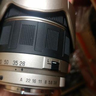鏡頭 TAMRON FOR PK PENTAX 28 200MM XR 含前後蓋 遮光罩