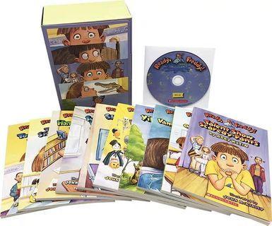 Ready Freddy Collection 10冊附CD 適合6-12歲