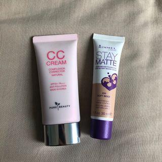 CC Cream / Mousse Foundation #EST50