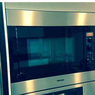 Built-in MIELE microwave/Grill oven