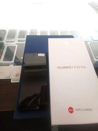 Used Huawei P20 Pro 128GB Black (MP9723530)