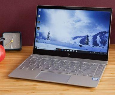 "HP Envy 13 i5-8250 | 13.3"" FHD | 8GB DDR4 | Fingerprint | 256GB SSD| newest bezelless like xps 13, macbook pro, air, spectre and pavillion."