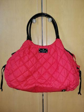 Kate Spade Quilted Diaper Bag