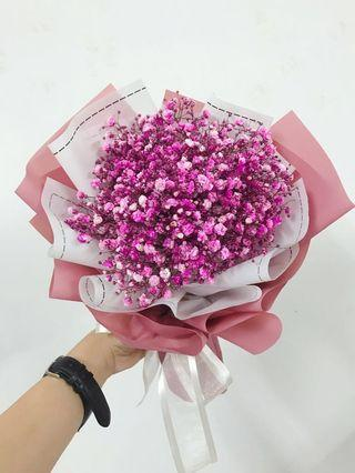 Baby Breath Bouquet 💐