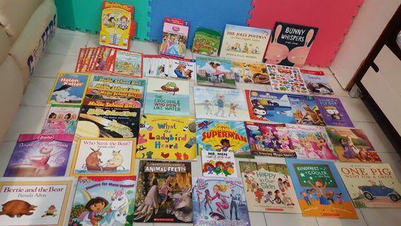 Children' book 小童書本