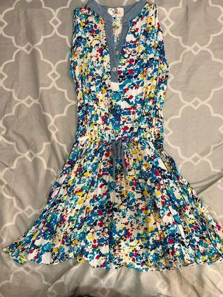 Pois multicolored dress