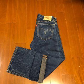 🚚 (Size 33/30)Levi's Real Loose 復古赤耳牛仔褲
