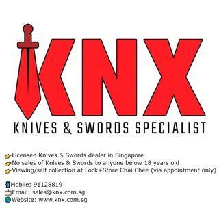 KNIVES & SWORDS SPECIALIST - KNX