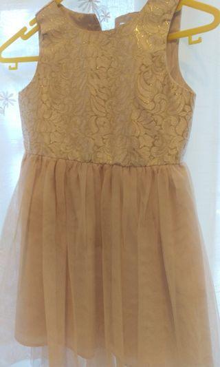 Dress for Toddler 2yo-4yo