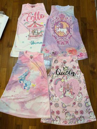 Brand New Unicorn Dress