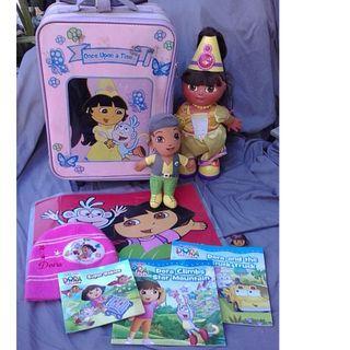 Dora The Explorer Items