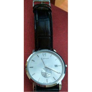 AIGNER UNISEX WATCH (BRAND NEW IN BOX, PLASTIC PROTECTORS INTACT)