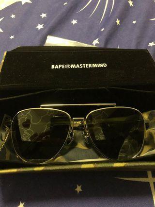 🚚 Mastermind x Bape Sunglass