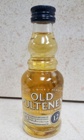 old pultney 12 5cl