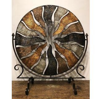 金屬裝飾 (元素。太陽)Metal Decoration