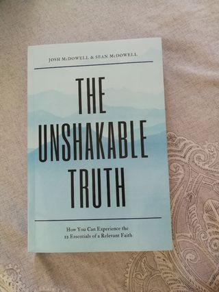 The Unshakeable Truth book by Josh Mcdowell