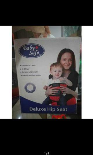 Baby Safe hipseat second 90% like new