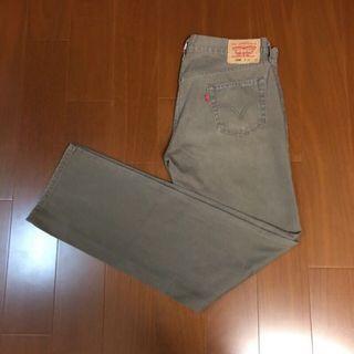 🚚 (size 34/34版稍大) Levi's 1532 復古直筒牛仔褲