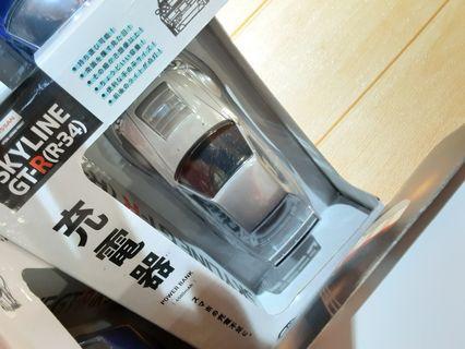 Nissan GTR34 POWERBANK