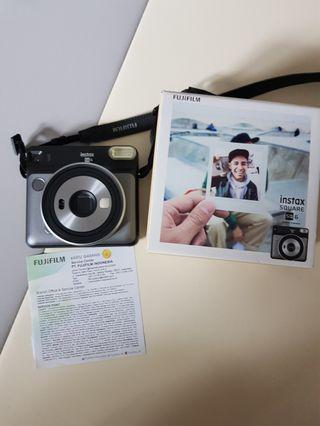 Fuji Instax Square SQ6 (Graphite grey)