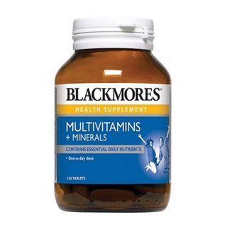 Blackmores MultiVitamins