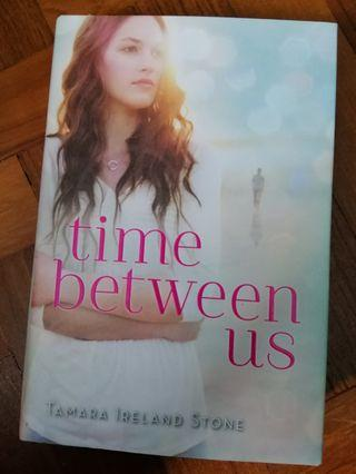 Romance Book - Time Between Us