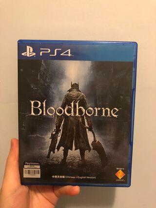 (95%新)PS4 Bloodborne