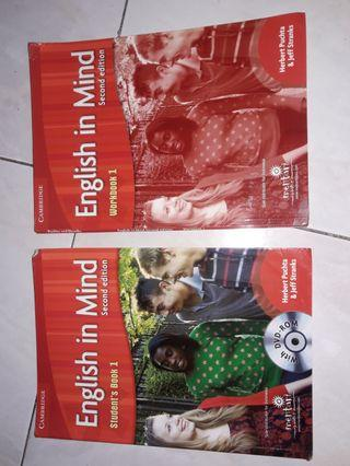 English in Mind 2nd edition 2 pieces