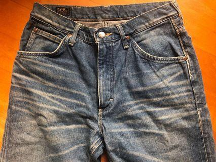 Lee Rider Jean boot cut ( Made in Japan)