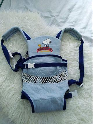 Peanuts Baby Carrier Authentic
