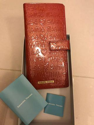 Samantha Thavasa Travel Wallet