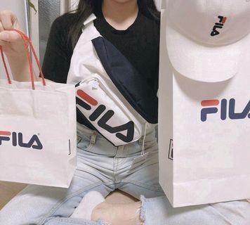 🚚 FILA SLING BAG SHOULDER BAG GUCCI