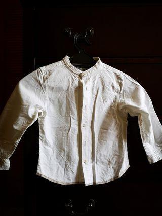 Chateau de Sable long sleeve shirt