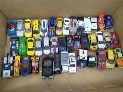 Die-cast car toys