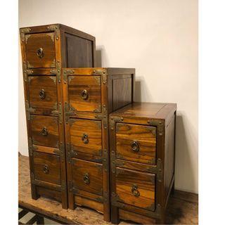 木製組合櫃Wooden Cabinet