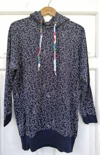 MERCIBEAUCOUP Black Hoodie Jacket