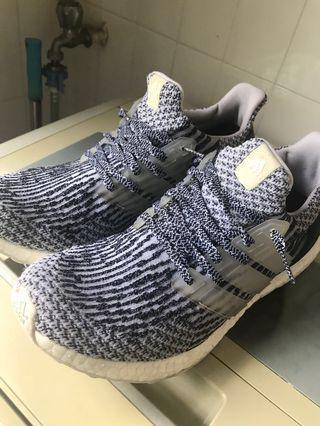 168eaf78d36 Adidas Ultra Boost oreo zebra